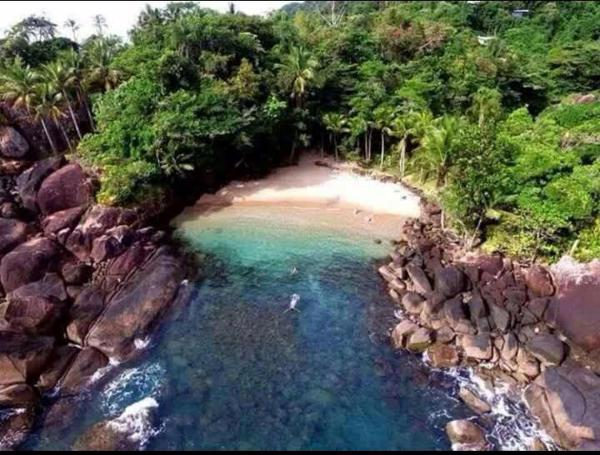 Praias secretas de Ubatuba