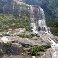 Roteiro das cachoeiras da região norte de Ubatuba