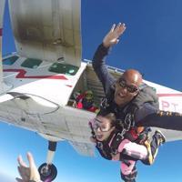 Salto duplo de paraquedas - All inclusive
