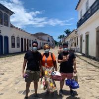 City Tour, Passeio Histórico Cultural - Caminhada
