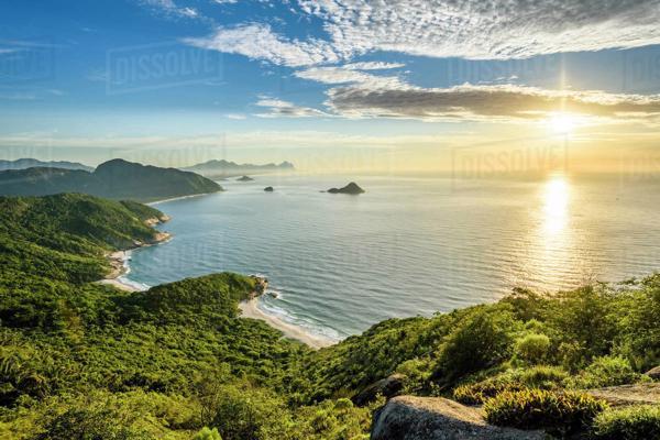 Pedra do Telégrafo + Praias