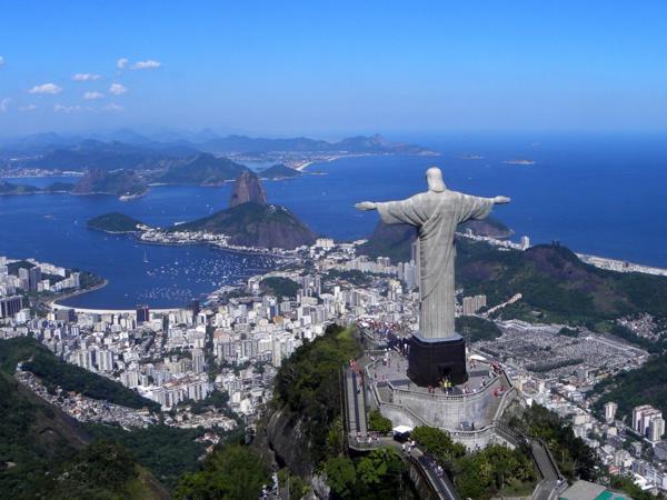 Um dia no Rio: Cristo, Pão de Açúcar e Almoço
