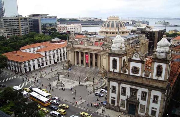 Centro Histórico e Cultural do Rio de Janeiro