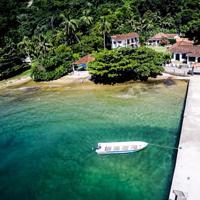 Passeio de Lancha: Meia volta Ilha Grande