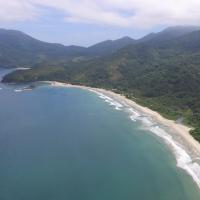 Experiência Da Mata e do Mar, Praia de Castelhanos