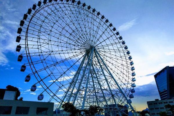 Roda Panorâmica e Boulevard Olímpico com transfer