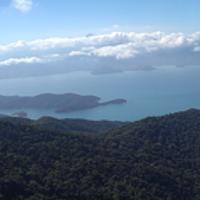 Caminhada ao Pico do Papagaio - Ilha Grande