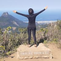 Rota 360 graus - Trilha Pico da Tijuca