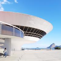 Visita guiada à Niterói e MAC com transfer