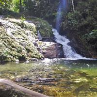 Cachoeiras de Camburi
