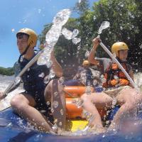 Rafting em Casimiro de Abreu, RJ
