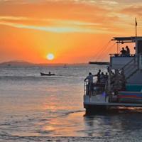 Búzios Premium - Catamarã / Saindo do RJ