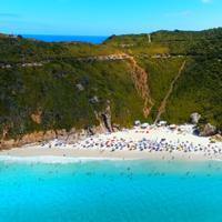 Arraial do Cabo: passeio de barco e almoço