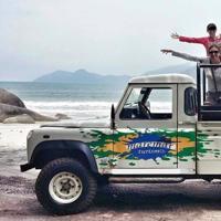 Terra/Mar - Vá de Land Rover e volte de Superboat