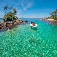 Passeio de Lancha - Ilhas Paradisíacas