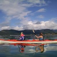 Manguezal e Ilhas de Paraty de Caiaque