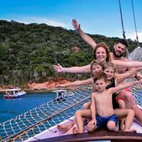 Passeio de barco para Búzios saindo do Rio