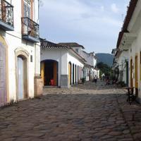City tour Paraty - RJ + Escuna