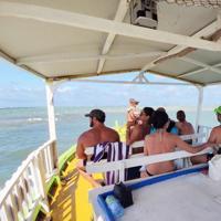 Praia de Barra de Cunhaú - Vivência Potiguar RN