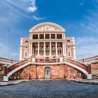 Teatro Amazonas e Palácio da Justiça