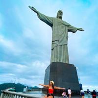 Cristo redentor + City Tour Rio de Janeiro