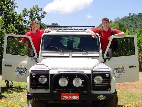 Jipe Tour PRIVATIVO -  Land Rover só para você!